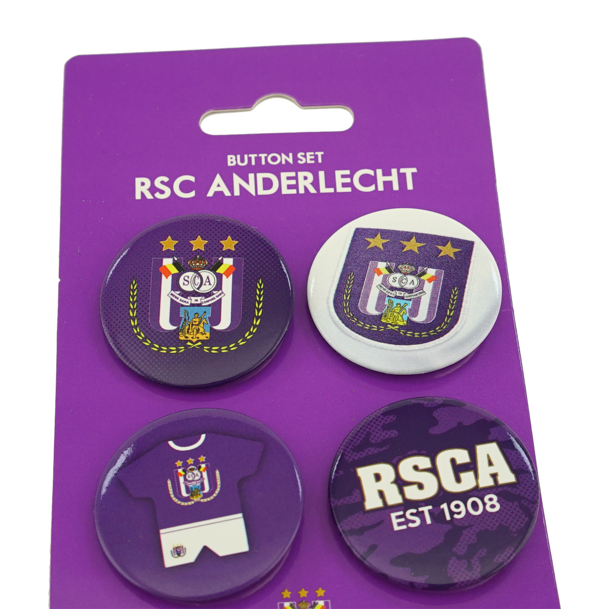 RSCA Buttons