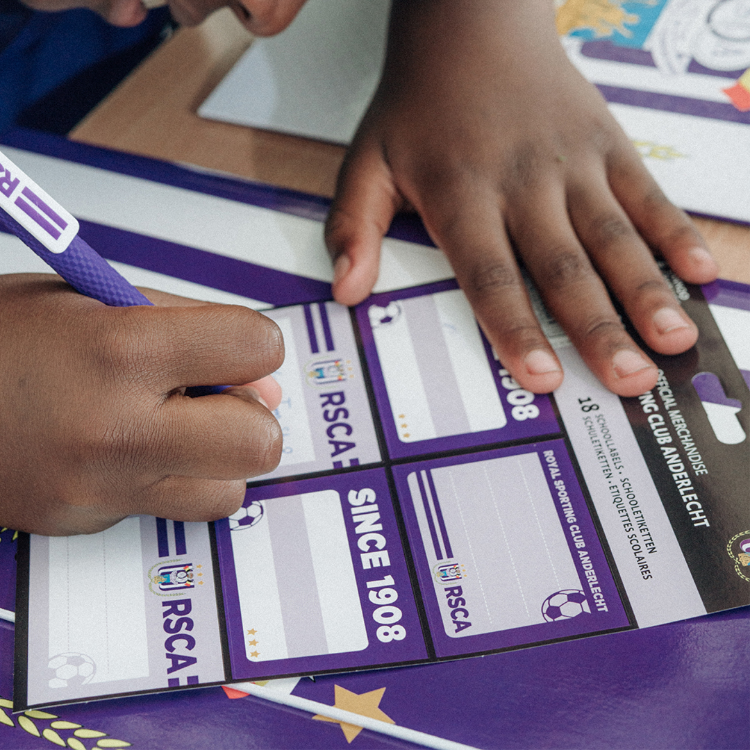 RSCA Schooletikketen 2019