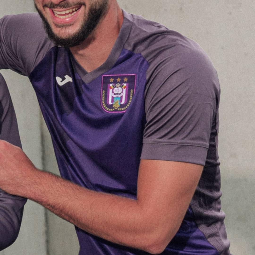 RSCA Training Shirt Kids 2020/2021 - Paars