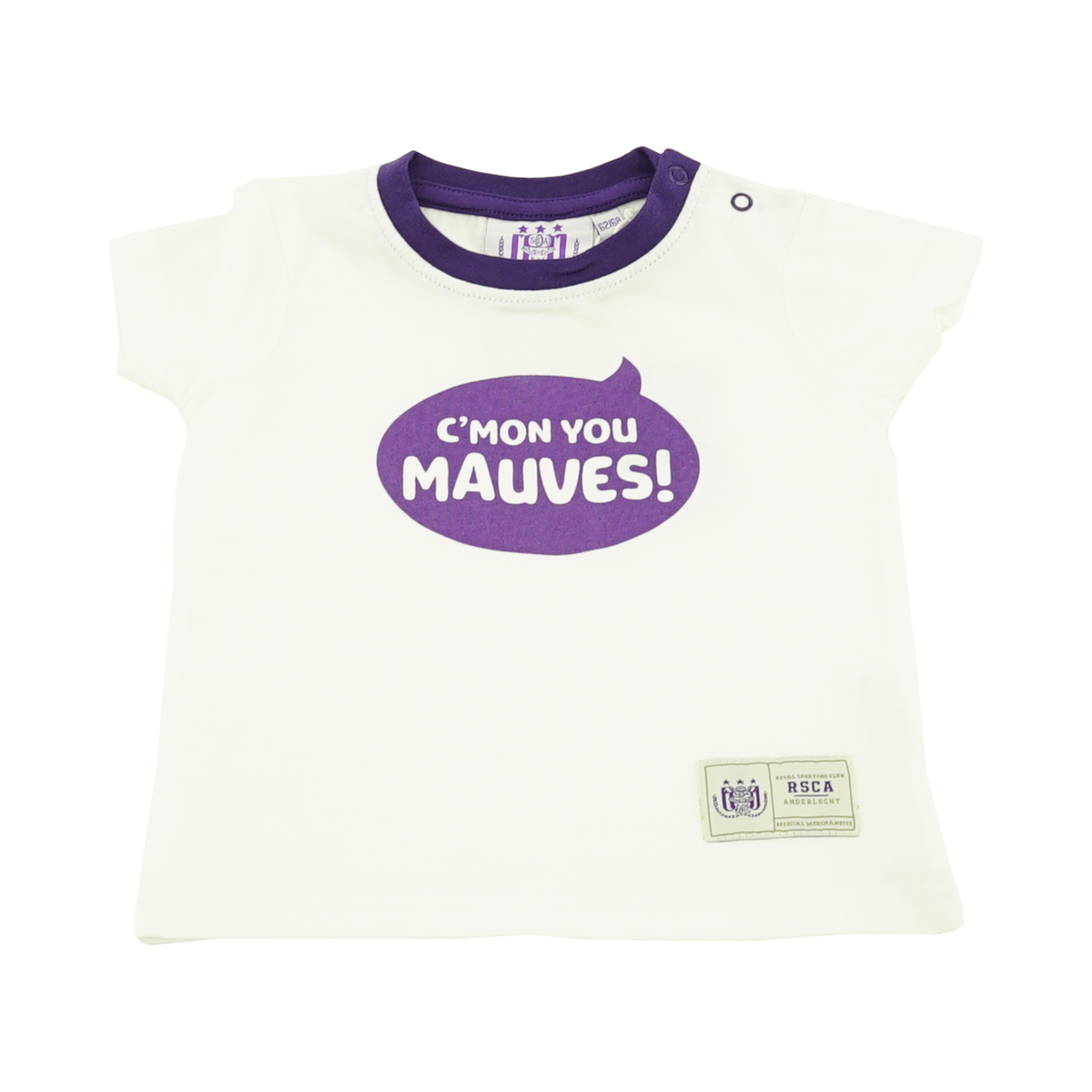 RSCA T-Shirt Kids Text Balloon