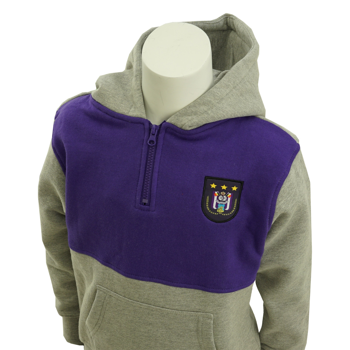 RSCA Sweater Met Kap Kids Block