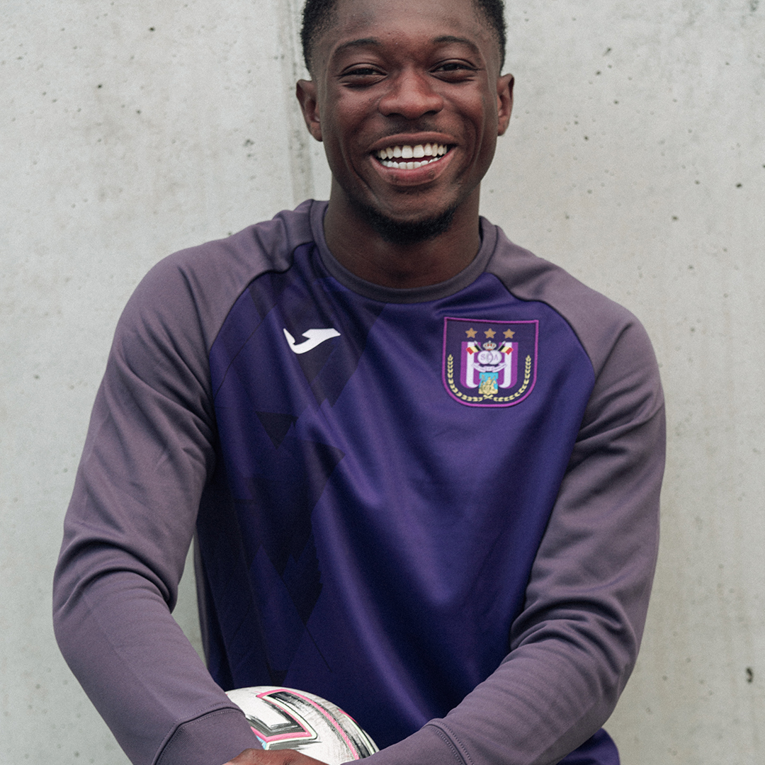 RSCA Trainingtop Kids 2020/2021 - Paars