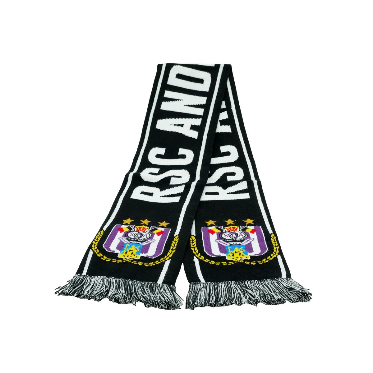Sjaal Logo - Zwart